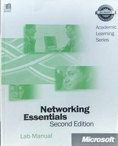 Networking Essentials - Microsoft Press - Paperback: Microsoft Press