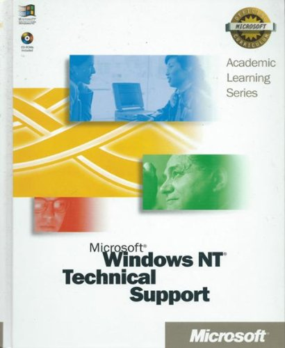 Microsoft Windows NT (Academic Learning Series) (1572319119) by Microsoft Corporation