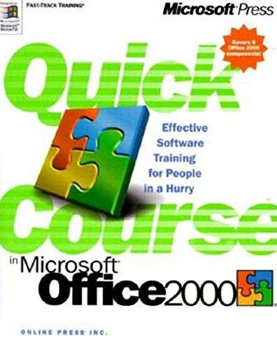 9781572319813: Quick Course in Microsoft Office 2000