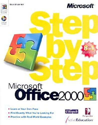 Microsoft Office 2000 8-in-1 Step by Step (Step By Step (Microsoft)): Catapult Inc., Perspection ...