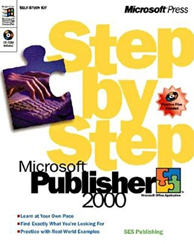 9781572319875: Microsoft Publisher 2000 Step by Step