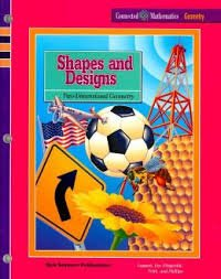 9781572321519: Shapes & Designs: Two-Dimensional Geometry
