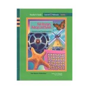 Kaleidoscopes, Hubcaps, and Mirrors : Symmetry and: Glenda Lappan; Elizabeth