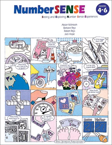 Number SENSE: Simple Effective Number Sense Experiences, Grades 4-6 (1572322632) by Barbara Reys; Robert Reys; Alistair McIntosh; Jack Hope