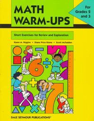 Math Warm-Ups: Primary Grade: Karen M. Higgins,