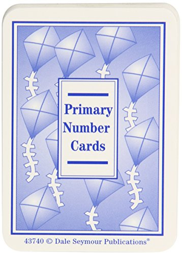 9781572325043: INVESTIGATIONS: PRIMARY NUMBER CARDS