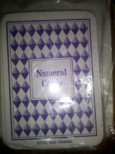 9781572325050: INVESTIGATIONS: NUMERAL CARDS