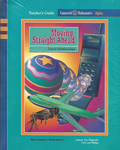 9781572326422: Moving Straight Ahead : Linear Relationships Teacher's Edition