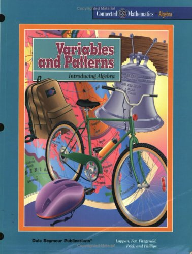 9781572326453: Variables and Patterns: Introducing Algebra (Connected Mathematics)