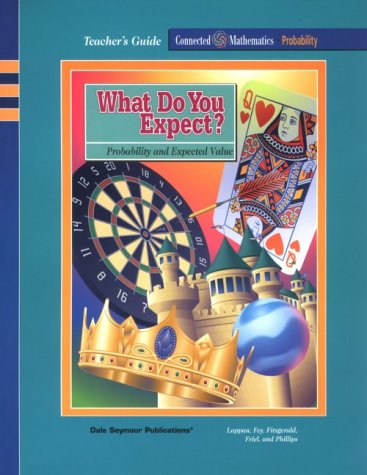 What Do You Expect? : Probability and: Glenda Lappan; James
