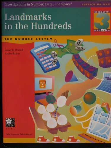 9781572326989: Landmarks in the Hundreds: The Number System (Investigations in Number, Data, and Space) (Grade 3, Also Appropriate for Grade 4)