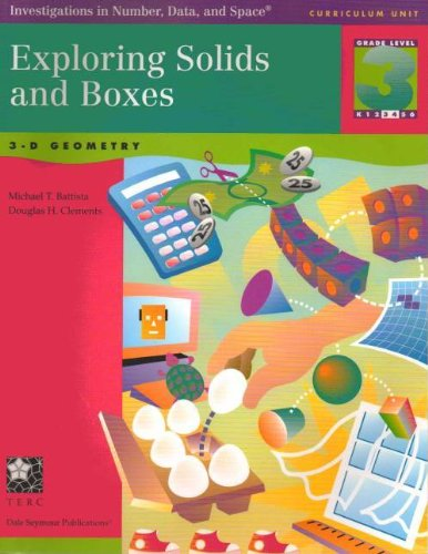 9781572327030: Exploring Solids and Boxes: 3-D Geometry