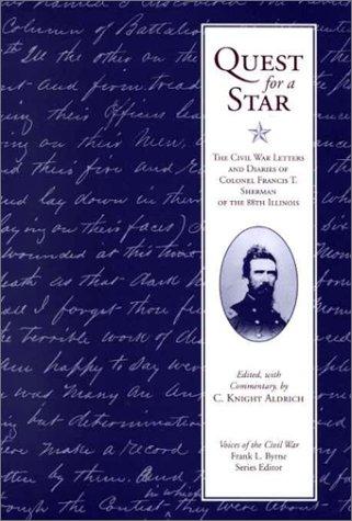 Quest For A Star: The Civil War: Aldrich, C. Knight