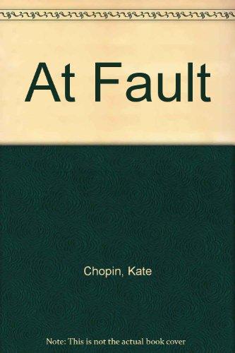 9781572331204: At Fault