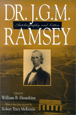 9781572331730: Dr. J.G.M. Ramsey; Autobiography And Letters