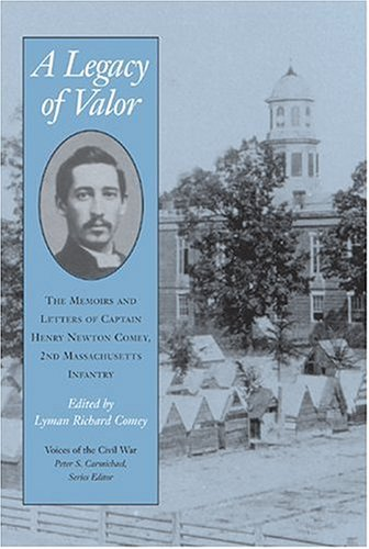 Legacy Of Valor: Comey, Lyman Richard