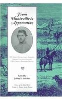 From Huntsville to Appomattox: R. T. Coles's: Stocker, Jeffrey D.