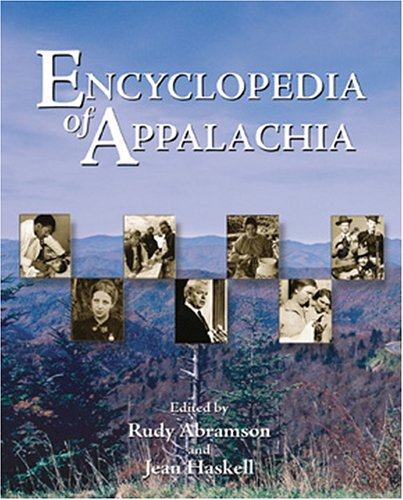 Encyclopedia of Appalachia: Ted Olson