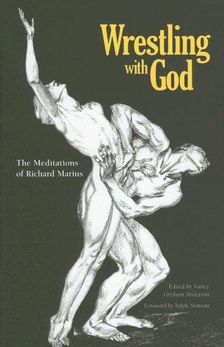 9781572334571: Wrestling with God: The Meditations of Richard Marius