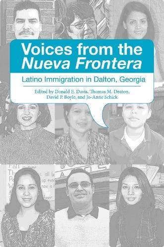 Voices from the Nueva Frontera: Davis/Deaton