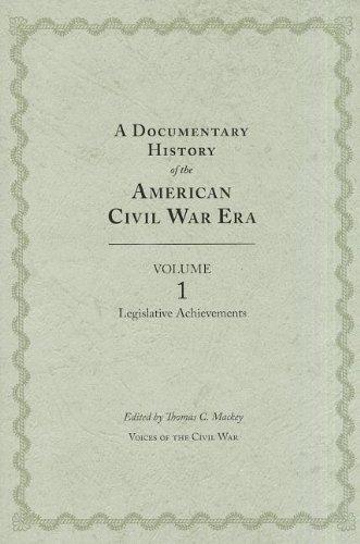Documentary History of the Civil War Era (Hardcover): Thomas C Mackey