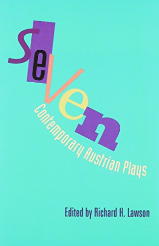 Seven Contemporary Plays: Yes my Fuhrer; Insalata: Wolfgang Bauer, Peter