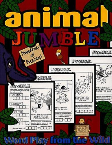 9781572431973: Animal Jumble®: Word Play From the Wild (Jumbles®)