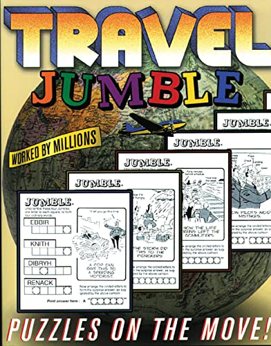 Travel Jumble®: Puzzles on the Move! (Jumbles®) (1572431989) by Tribune Media Services