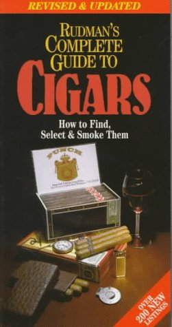 9781572432451: Rudman's Complete Guide to Cigars