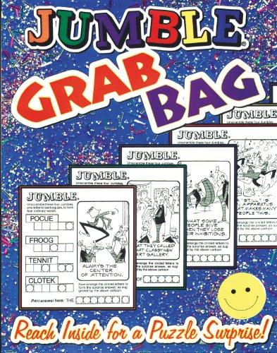 Jumble Grab Bag: Reach Inside for a Puzzle Surprise! (Jumbles )