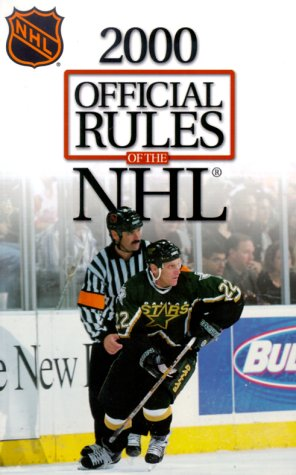 9781572433359 Official Rules Of The Nhl 99 00 National Hockey