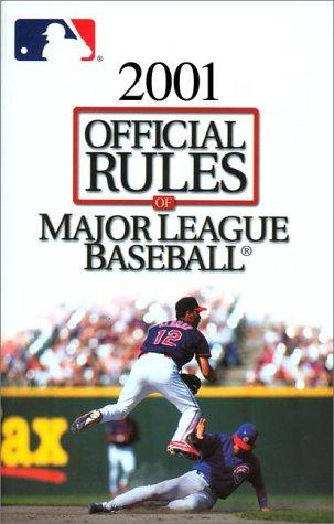 Official Rules of Major League Baseball 2001: Books, MLB Triumph