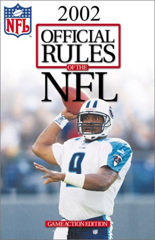 9781572434301: Official Rules of the NFL