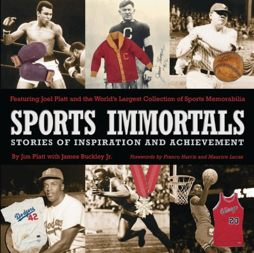 9781572434608: Sports Immortals: Stories of Inspiration and Achievement