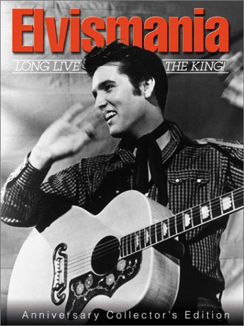 Elvismania : Long Live the King: Triumph Books Staff