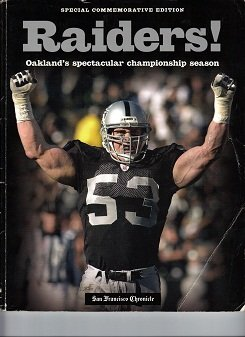 9781572435728: Raiders: Oakland's Spectacular Championship Season
