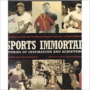 9781572436343: Sports Immortals: Stories of Inspiration and Achievement