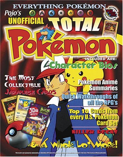 Pojos Unofficial Total Pokemon 2004