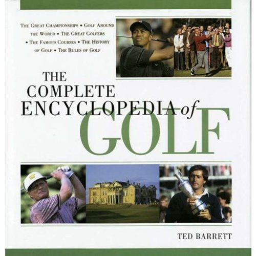 9781572437739: The Complete Encyclopedia of Golf