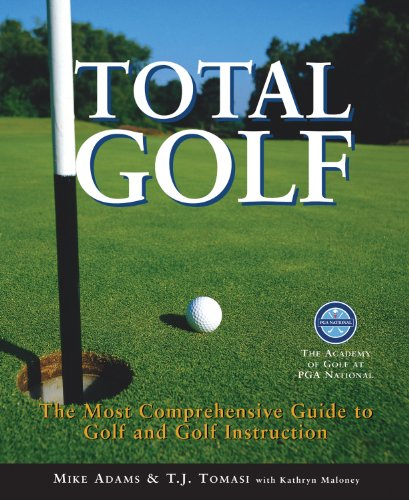 9781572438262: Total Golf: The Most Comprehensive Guide to Golf and Golf Instruction