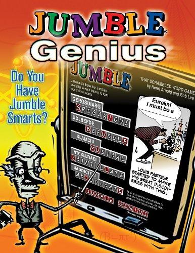 Jumble Genius (Jumbles)