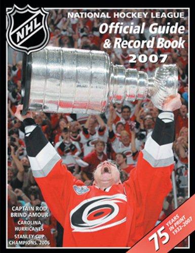 NHL Official Guide & Record Book 2006-2007: Dan Diamond