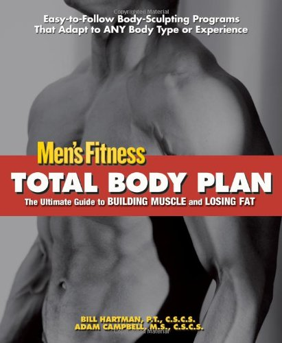 9781572439719: Total Body Plan: The Ultimate Guide to Building Muscle and Losing Fat