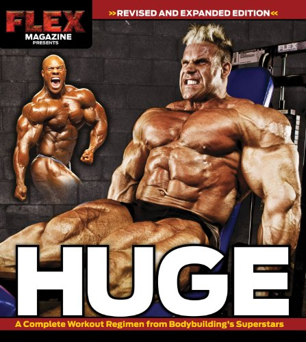 9781572439740: Huge: Everything You Need to Get Really Big!
