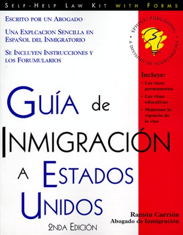 9781572480872: Guía de inmigración a Estados Unidos