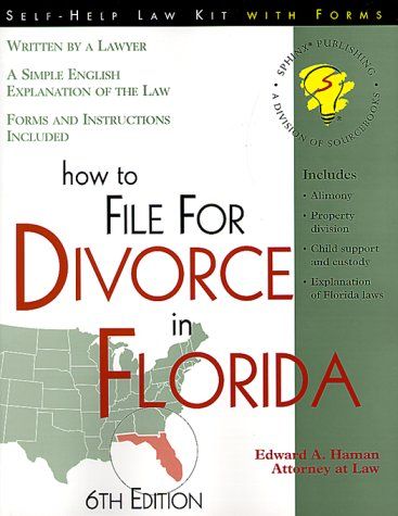 How To File For Divorce In Florida Edward A Haman