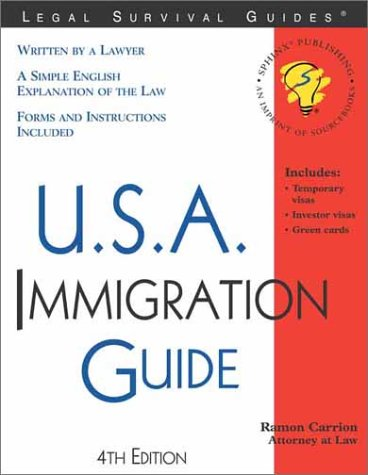 9781572481619: USA Immigration Guide
