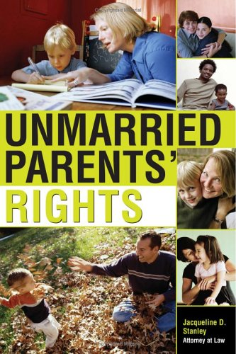 9781572482364: Unmarried Parents' Rights