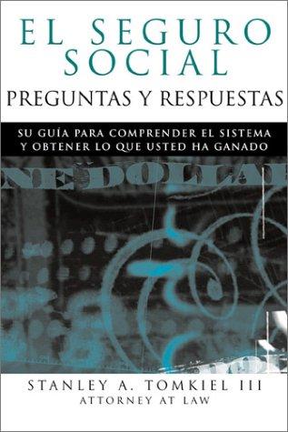 9781572483507: El Seguro Social-Preguntas y Respuestas: Social Security Q&A--Spanish edition