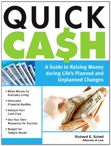 9781572483859: Quick Cash: A Guide to Raising Money During Life's Planned and Unplanned Changes (Sphinx Legal)